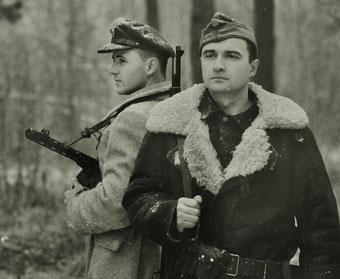 upa, вояки УПА, Українська повстанська пісня