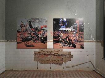 Joke Neyrink 'Flay free' / digitale grafiek