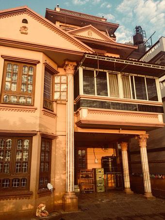Das Alte Dhapasi Haus