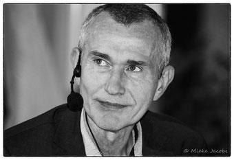 Turnhouts Wetenschapscafé Frank Vandenbroucke