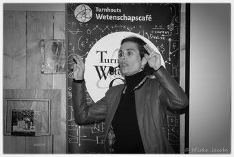 Turnhouts Wetenschapscafé Marjolein Visser