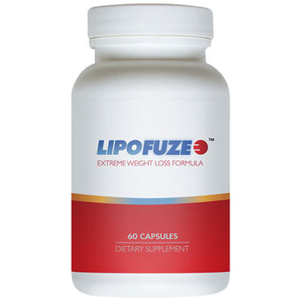 Lipofuze Hardcore Weight Loss Fat Burner Pills for Diets - Dietary Supplement  cuerpazo.net