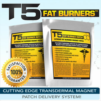 T5 FAT BURNERS PATCHES -STRONGEST LEGAL SLIMMING / DIET / WEIGHT LOSS PILLS ALT cuerpazo.net