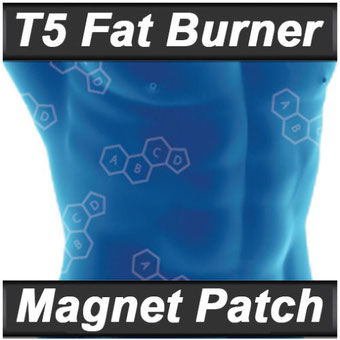 T5 FAT BURNER PATCH -STRONGEST WEIGHT LOSS DIET SLIMMING INNOVATION -NO PILLS! cuerpazo.net