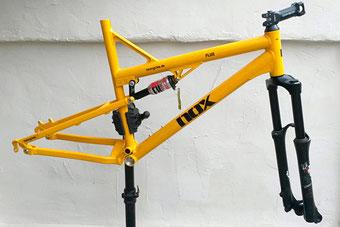 MTB Rahmen nox flux 400,- € VHB