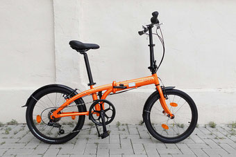 Faltrad Tern Link B7 Orange
