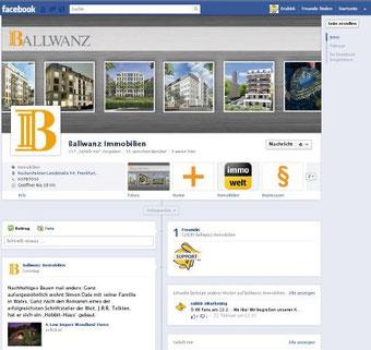 Fanpage auf Facebook - Fallstudie