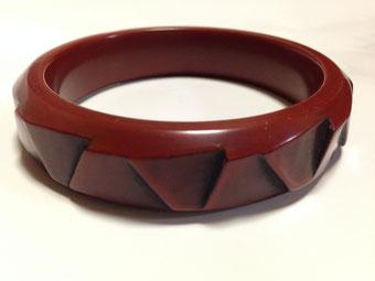 鎌倉彫 ブレスレット|鎌倉漆工房いいざさ