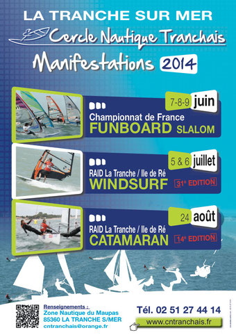 manifestations sportives 2014