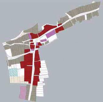 Hallstadt - Nutzungsstruktur