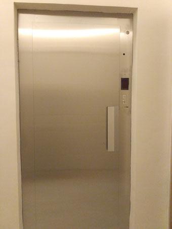 Renovar ascensor, aspecto ascensor, pintar ascensor