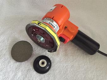 Taglia - leviga piastrelle 85 - 50 mm 230 volt
