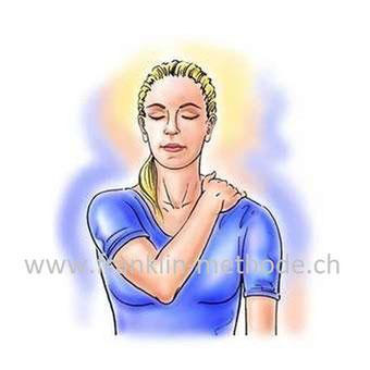 Entspannte Schultern-Gelöster Nacken