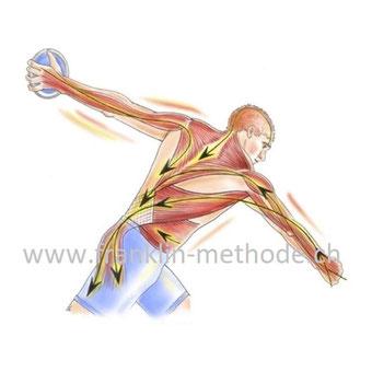 Befreiter Rücken-Dynamischer Core