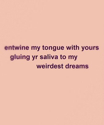 entwine my tongue with yours... by Henrik Aeshna