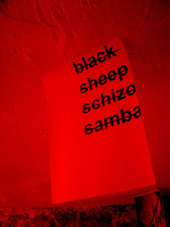 black sheep schizo samba by Henrik Aeshna