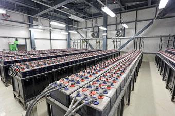 Elektromobil Wasserstoff Batterie Akku Akkumulator PV Battery Alternative Energien USV Energiespeicher Kraftwerke