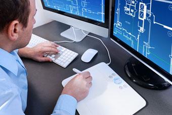 Elektro HLKS Gebäudeautomation Data Center Rechenzenter Rechenzentrum Energieoptimierung Energiespeicher