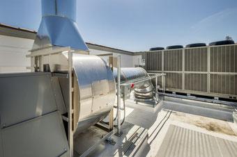 Wärmepumpen Kälteproduktionen Lüftungsanlagen Klimaanlagen Solarthermieanlagen Abwärmenutzungsanlagen Ent- und Befeuchtung Sprinkleranlagen Rauch- und Wärmeabzug