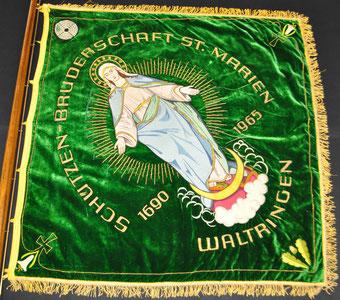 Fahne von 1965 - Vorderseite