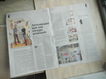 Reformatorisch Dagblad dec.2013
