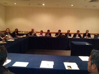 Asamblea de Socios SFAI MEXICO en D.F.