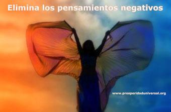 LA PROSPERIDAD UNIVERSAL ES ILIMITADA - PROSPERIDAD UNIVERSAL - ELEIMINA LOS PENSAMIENTOS NEGATIVOS - www.prosperidaduniversal.org