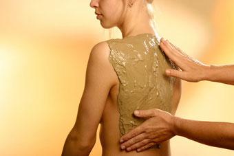 Fango bei Rückenschmerzen und Verspannungen