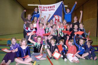 Clubkampioenschappen 2009-2010 - 27-01-2010