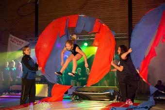 "Uitvoering ""Circus"" - 06-11-2016"