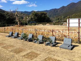 熊野妙法山阿彌陀寺直轄 ふだらく霊園 永久管理墓