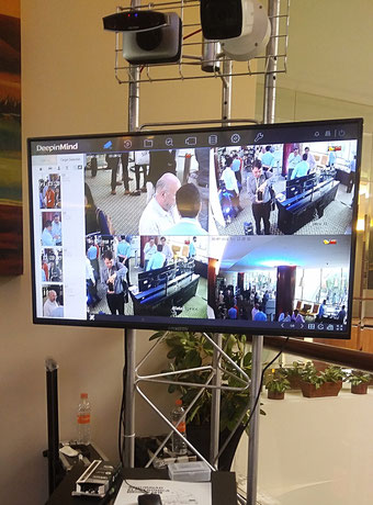 hickvision, reconocimiento facial, expo syscom