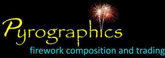 Pyrographics, Feuerwerk Zusammenstellung und Handel