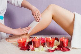Beauty salon Stuttgart Mitte Westcosmetic treatments hair removal men women legs arms back top lip bikini-zone