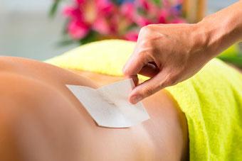 Beauty salon Stuttgart Mitte Westcosmetic treatments hair removal back man men