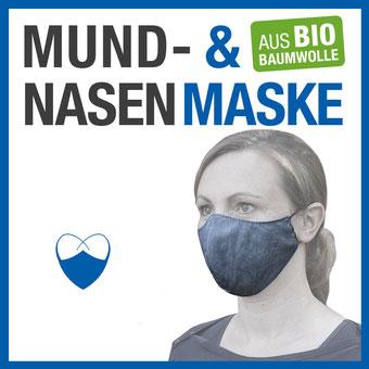 Mund- & Nasenmaske