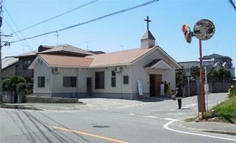 須恵キリスト教会