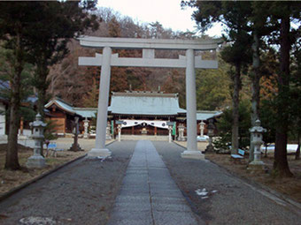 山梨縣護國神社