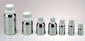 Botellas Aluminio para Aceites Esenciales, Agua Mineral y otros Líquidos