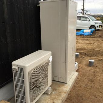 電気温水器とエコキュートの違い