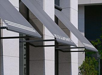 Warema Fallarmmarkise für Fenster und kleine Balkone