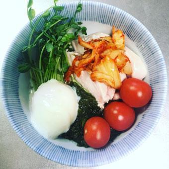 綺麗に痩せて身体の調子が良くなる食材とレシピ。むくみも解消。ダイエットご飯です
