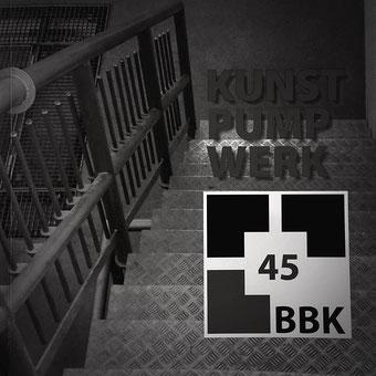 Katalog, 45 Jahre BBK Bonn / Bundesverband Bildender Künstlerinnen und Künstler & Kunstverein Pumpwerk in Siegburg / Stefan Zajonz, Fotografie, sein.ort, S. 164/65