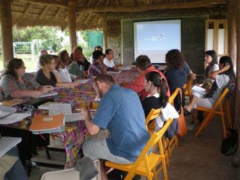L'ABPN et l'APIDOC à Koné, 17 juin 2010