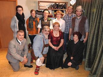 Theatergruppe 2017
