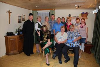 Theatergruppe 2015