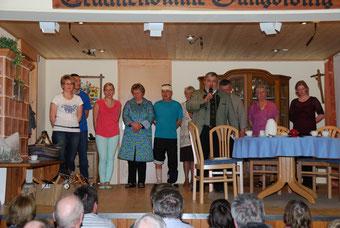 Theatergruppe 2013