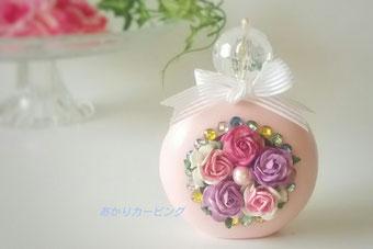 ソープカービング 香水瓶