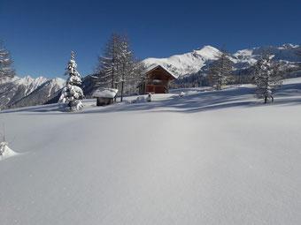 """Mote bei der Feldhütte > gesehen auf """"TRESDORF goes a Bergtour"""""""