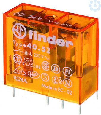Finder Printrelais